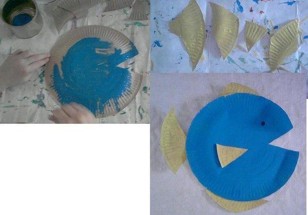 Bricolage animaux page 5 - Activite avec assiette en carton ...