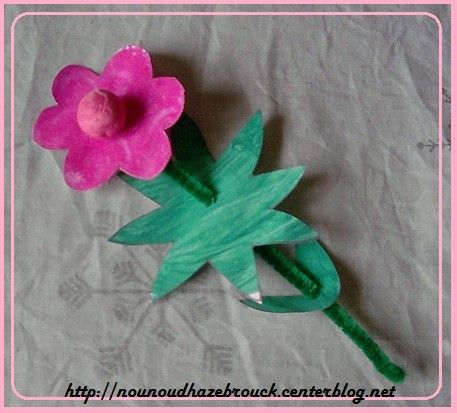 Une fleur pour maman